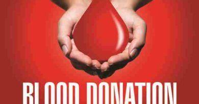 Essay blood donation